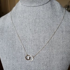 Chloe +Isabel sterling silver Necklace